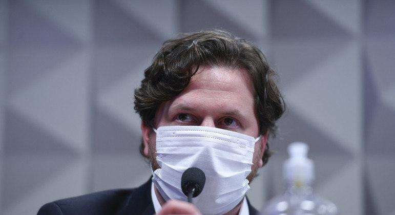 Trento: 'Bolsonaro enviou um telegrama ao primeiro-ministro da Índia pedindo antecipação de vacinas'