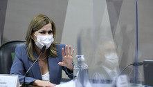 CPI: Mayra Pinheiro usou Prevent para defender 'kit Covid'