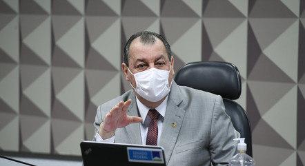 Omar Aziz, presidente da CPI da Covid