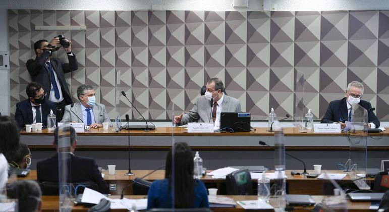 CPI ouviu o diretor da FIB BanK, Roberto Pereira Ramos Júnior