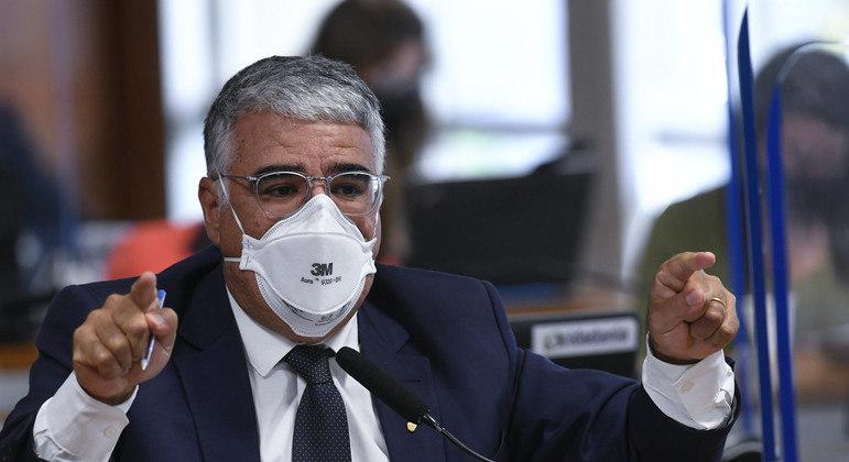 Senador Eduardo Girão precisa conseguir apoio de, ao menos, 171 deputados federais