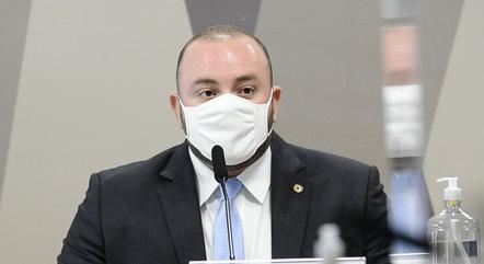 Fausto Junior atacou senador Omar Aziz