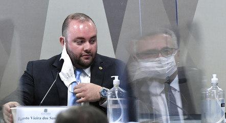 O deputado estadual Fausto Junior (MDB-AM)