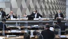 Deputado estadual e Omar Aziz trocam acusações na CPI da Covid