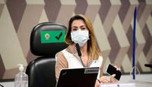 Senadora dá 'puxão de orelha' em colegas sobre governadores na CPI