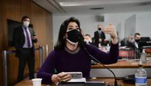 """Senadora aponta erros """"grosseiros"""" de inglês em documento da Covaxin"""