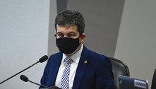 Randolfe: 'Queiroga procurou proteger presidente da República'