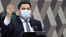 'Não aceitarei ser ameaçado', diz Alcolumbre ao rebater Bolsonaro
