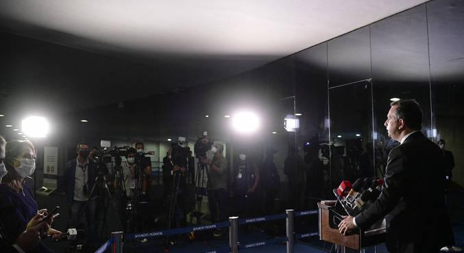 Trabalho da imprensa foi considerado essencial em decreto de Jair Bolsonaro