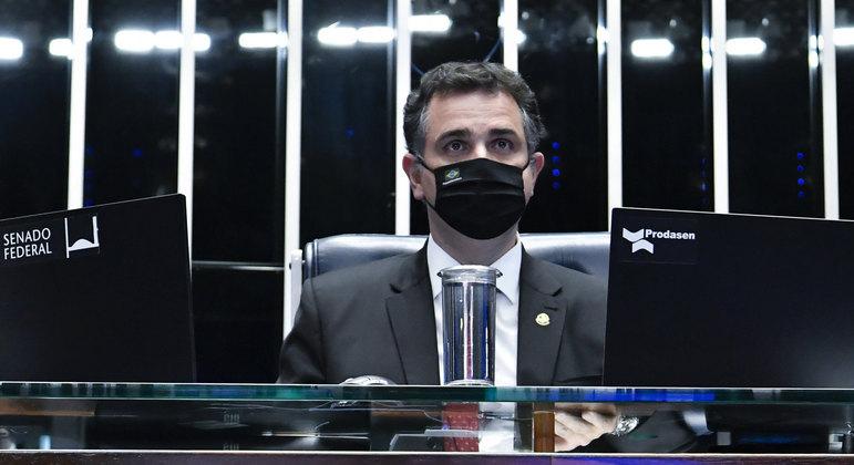 Pacheco diz que senadores têm urgência para aprovar matérias tributárias