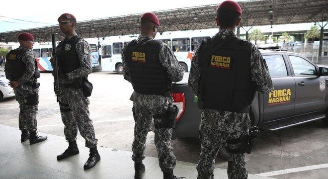 A Força Nacional pode ser empregada em qualquer lugar do país, após solicitação do governador