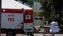 Brasil tem 195.411 mortes por covid-19; casos somam 7,700 mi