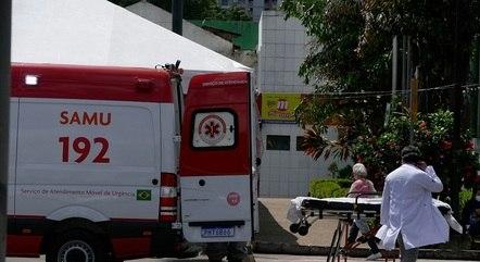 Brasil aparece em 2º em números de mortes