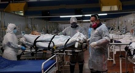 Brasil é o segundo em número de mortes por covid