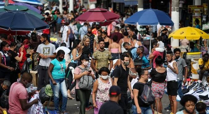 Estado permaneceu na fase vermelha do Plano SP durante festas de fim de ano