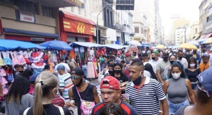 Índices de transmissão tem aumentado em São Paulo