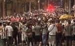 Prefeitura de BH volta a proibir público em jogos de futebolVeja mais