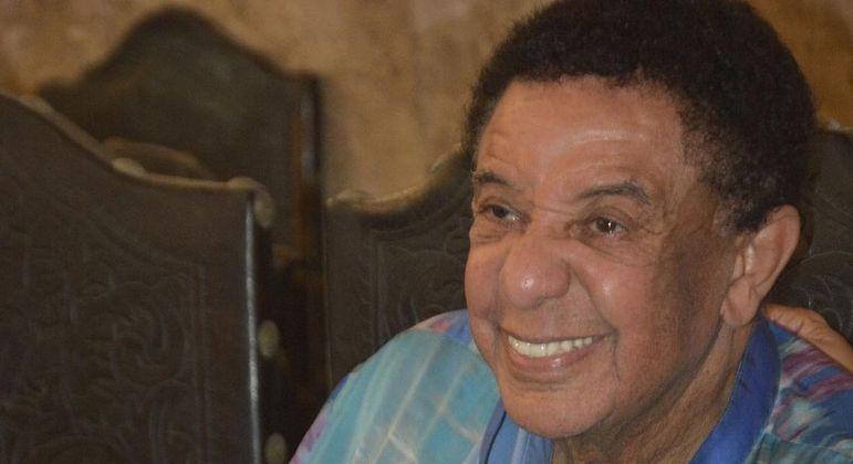 Agnaldo Timóteo tinha 84 anos