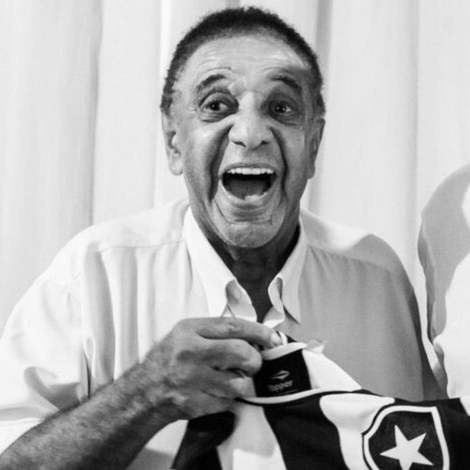 Agnaldo Timóteo, vítima da covid-19, era torcedor do Botafogo