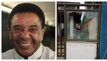Casa de Agnaldo Timóteo no Rio é depredada e invadida