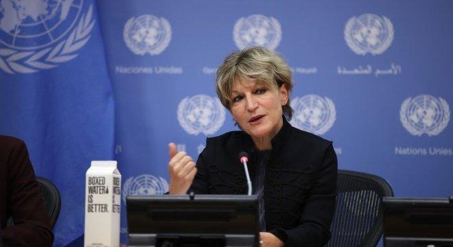 Relatora especial da ONU sobre Execuções Extrajudiciais, Agnes Callamard, questionou justificativa de Trump sobre ataque