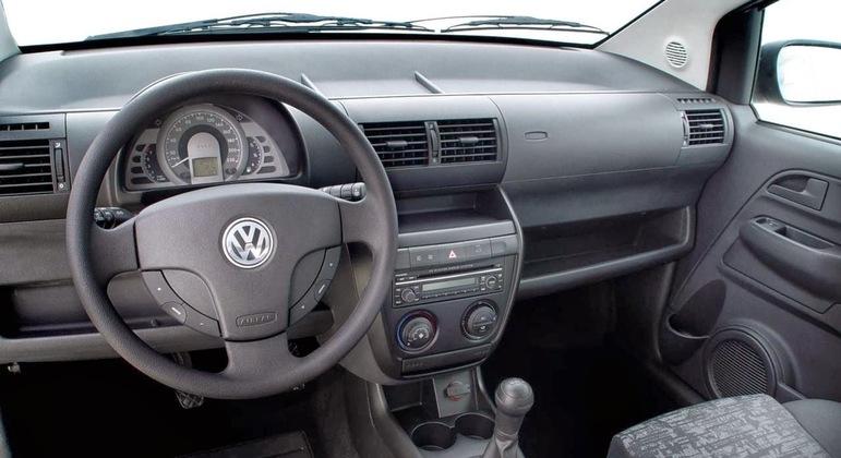 Carro tem como característica a posição mais elevada de dirigir