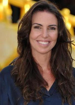 Glenda Kozlowski também será repórter da F1 na Band