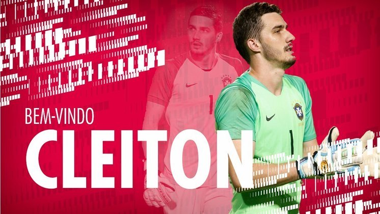 Agora, os reservas. O goleiro Cleiton foi contatado pelo Massa Bruta nesta temporada, depois de virar titular no Atlético-MG. É constantemente convocado para a Seleção Brasileira Olímpica. Tem contrato até dezembro de 2024.