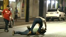 Cinegrafista da Ric Record TV é agredido em Londrina (PR)