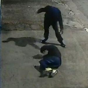 Jovem foi agredido com pedradas