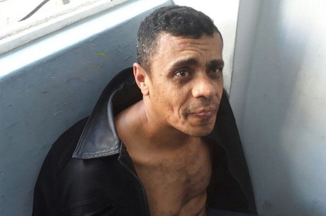 Oliveira está preso em Campo Grande (MS)