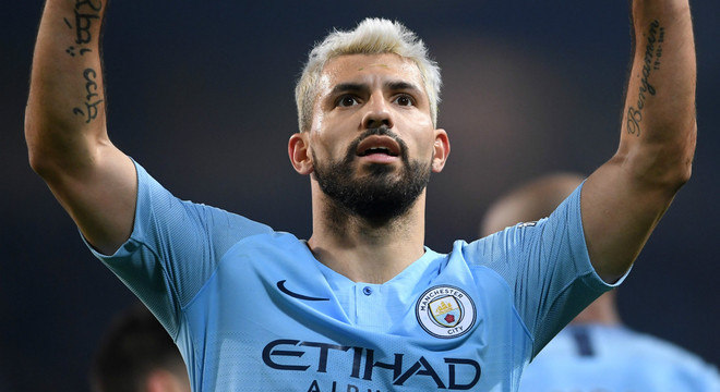 Aguero, do Manchester City