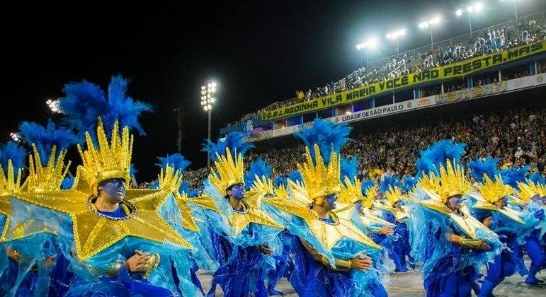 Águia de Ouro venceu o último Carnaval com homenagem a Paulo Freire