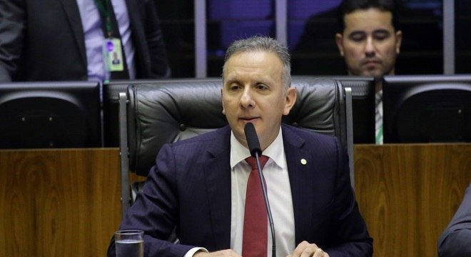 Na imagem, líder da maioria na Câmara, deputado Aguinaldo Ribeiro (PP-PB)