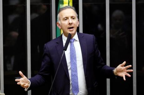 O relator da reforma tributária, Aguinaldo Ribeiro (PP-PB)