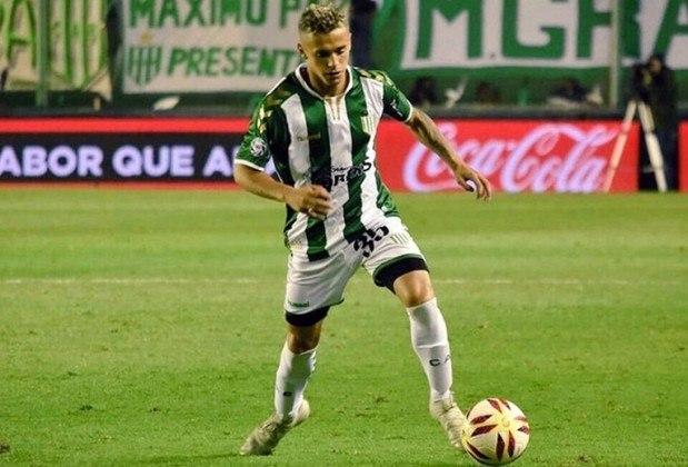 Agustín Urzi - O atacante de 20 anos do Banfield é considerado uma das grandes promessas do futebol argentino e pode atuar por ambos os lados do ataque.