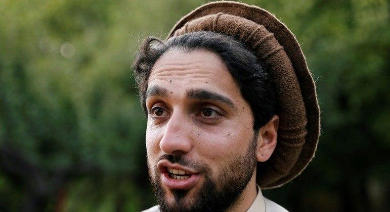 """Massoud e seus apoiadores """"não querem que uma guera comece"""""""