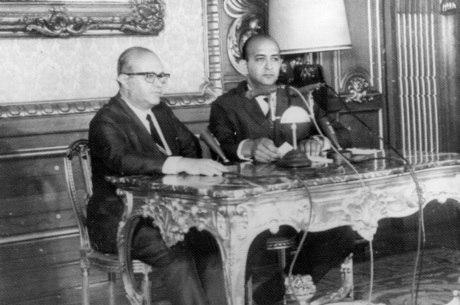 Governo anuncia o AI-5, em dezembro de 1968