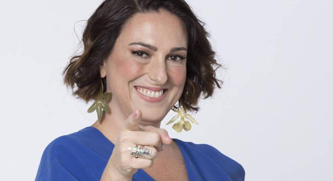 Ailin Aleixo é uma das juradas da segunda temporada do reality gastronômico