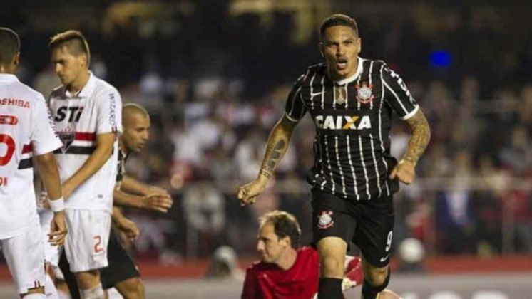 Ainda em 2013, mais uma vez o Corinthians esteve no caminho, dessa vez no primeiro jogo da final da Recopa Sul-Americana