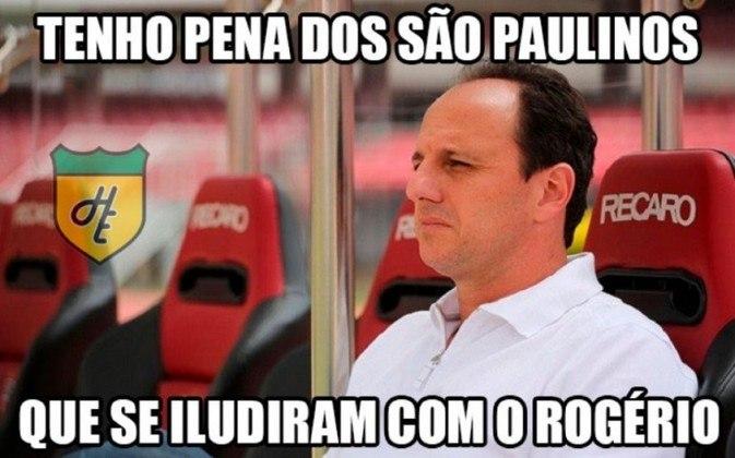 Ainda em 2017 e sob o comando de Ceni, o São Paulo foi eliminado pelo Cruzeiro nas quartas de final da Copa do Brasil