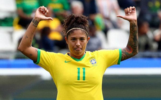 Ainda hoje, às 21h45, a Seleção Brasileira feminina enfrenta o Equador, em amistoso realizado no Morumbi. A transmissão é do SporTV.