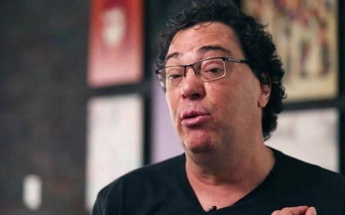 """Ainda no """"Bem Amigos"""", o ex-jogador e comentarista Walter Casagrande criticou o presidente Jair Bolsonaro após o anúncio de realização da Copa América no Brasil."""