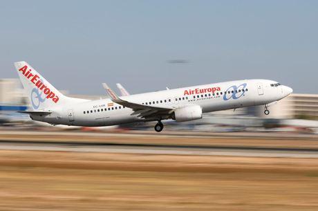Air Europa é a 1ª estrangeira a receber tal autorização