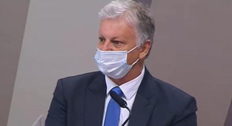 Airton Cascavel diz que conheceu Pazuello por sua atuação em Roraima