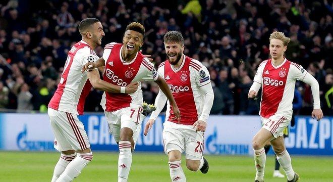 Federação considera momento do Ajax importante para o futebol holandês