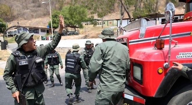 Entrega forçada de ajuda poderia desencadear conflitos, diz China
