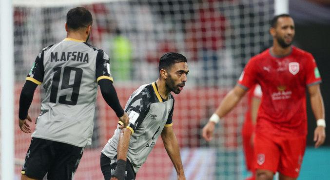 El Shahat marcou gol da vitória do Al Ahly contra Al Duhail no Mundial