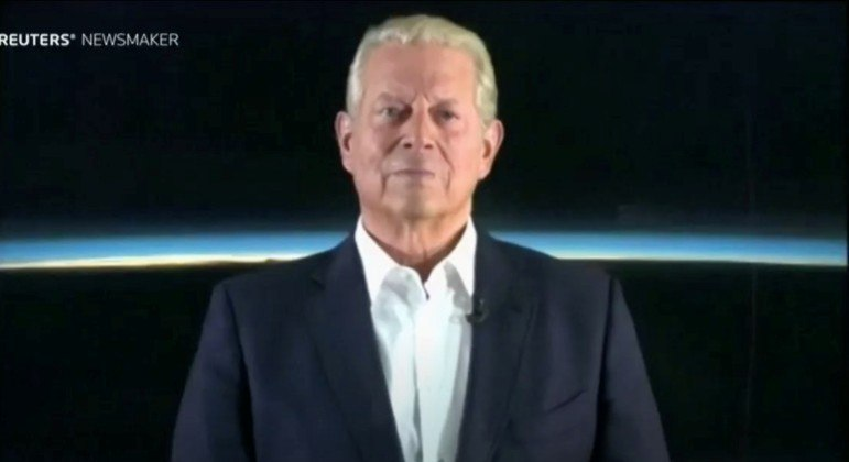 Al Gore, ex-vice-presidente dos Estados Unidos