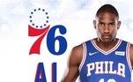 Al Horford, Raulzinho, Philadelphia 76ers